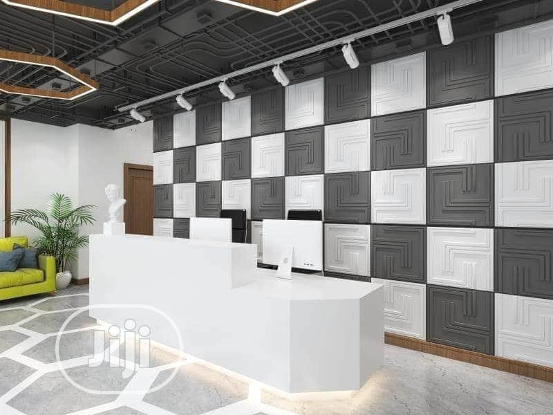 Wallpapers & 3D Panels | Building & Trades Services for sale in Gwarinpa, Abuja (FCT) State, Nigeria