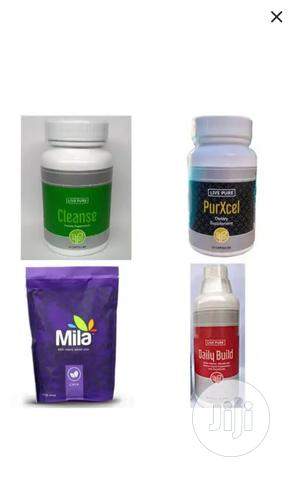 Live Pure Combo Pack for Diabetes | Vitamins & Supplements for sale in Lagos State, Ikeja