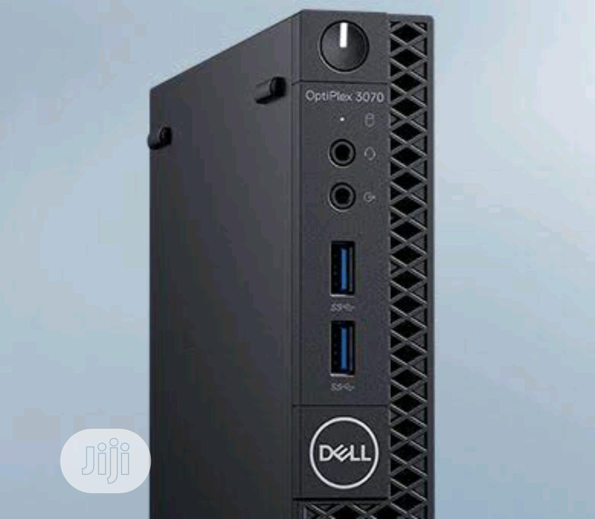Desktop Computer Dell 4GB Intel Core i5 HDD 500GB | Laptops & Computers for sale in Ikeja, Lagos State, Nigeria