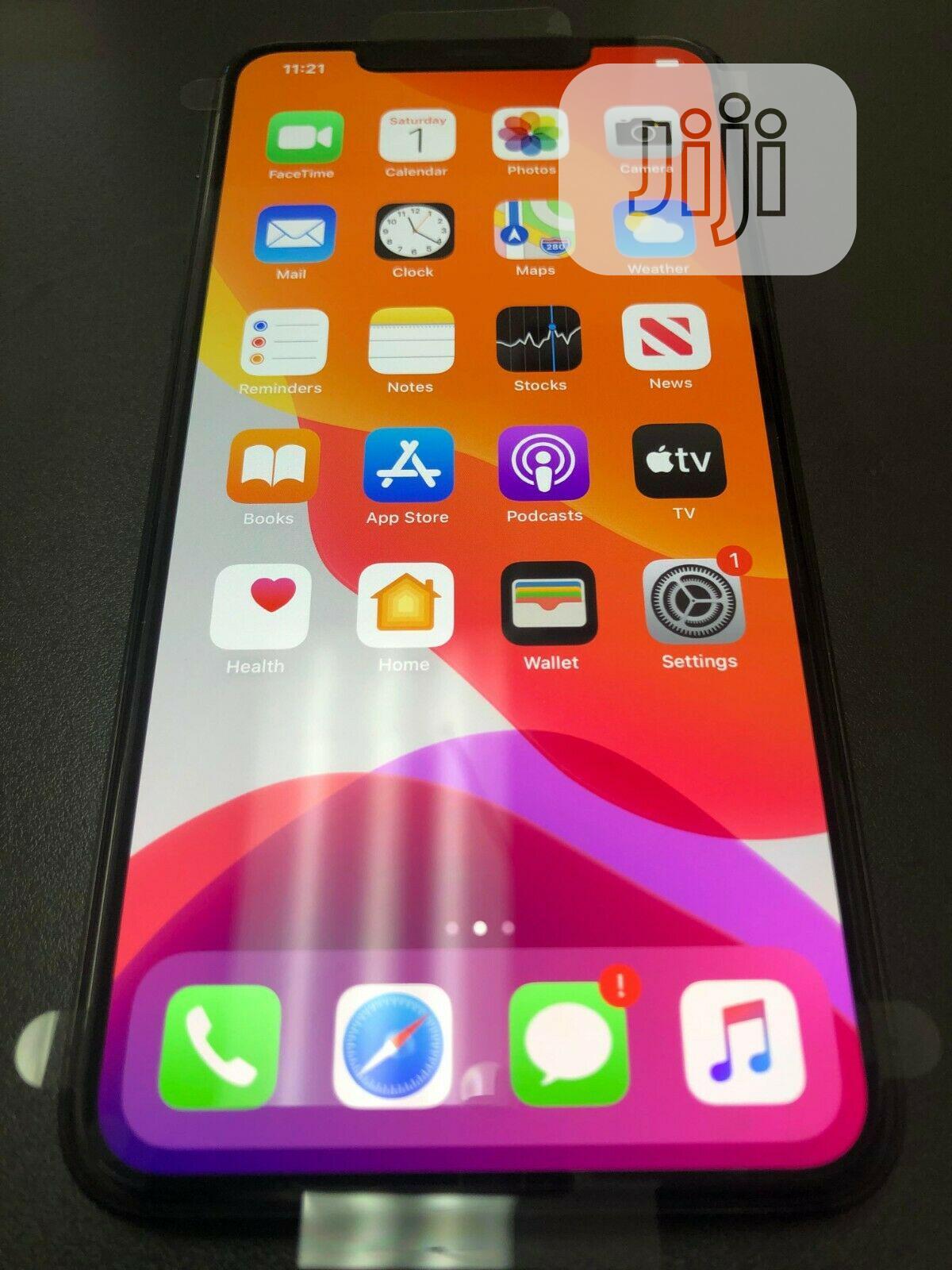 Apple iPhone 11 Pro Max 256 GB Black