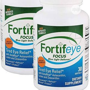 Fortifeye Focus Eye Care Supplement   Vitamins & Supplements for sale in Lagos State, Ikoyi