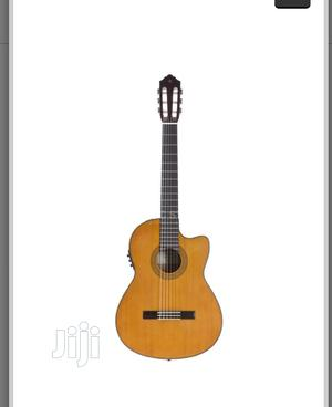 The Yamaha CGX 112 MCC Acoustic Guitar | Musical Instruments & Gear for sale in Lagos State, Ojo