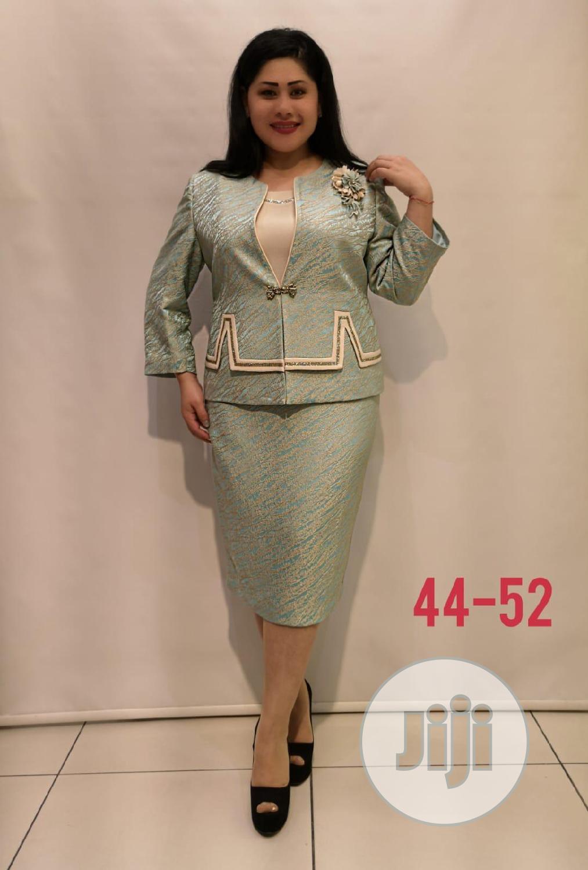 3pics Ceremonial Skirt Suits