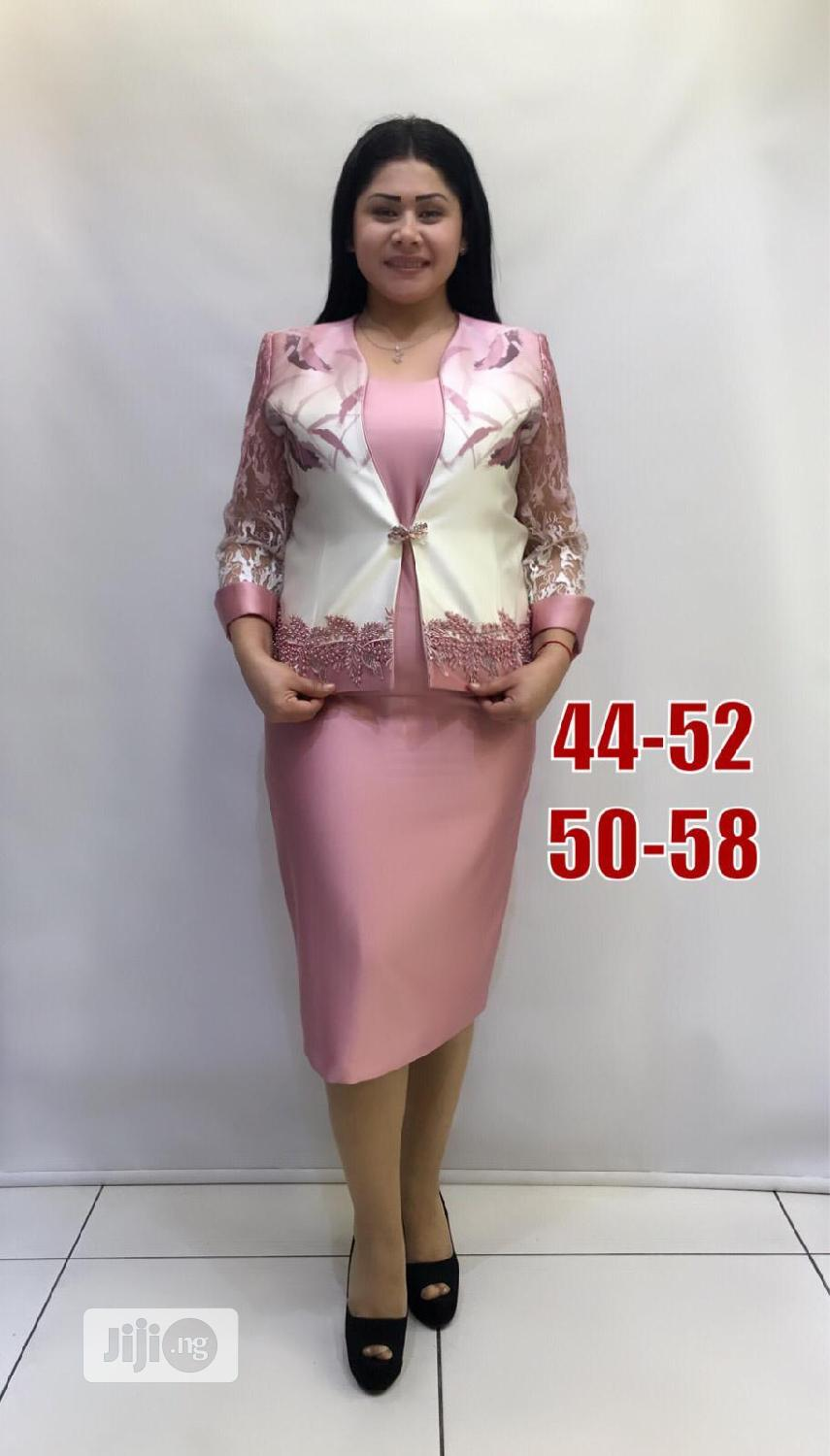 3pics Ceremonial Skirt Suits | Clothing for sale in Lagos Island (Eko), Lagos State, Nigeria
