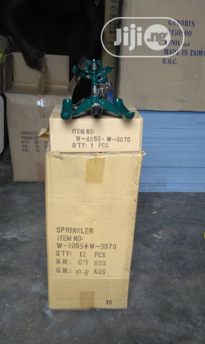 Taiwan Garden Sprayer Sprinkler W-4055 +W 3070