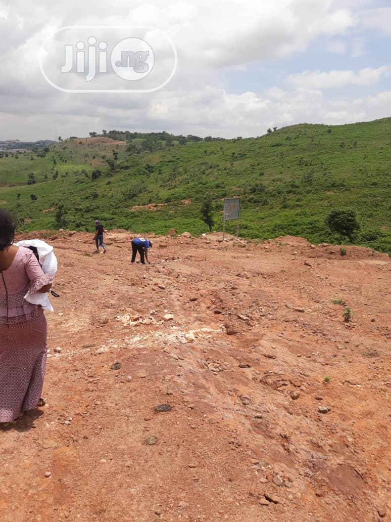 Archive: Estate Plots Currently Selling in Asokoro, Behind NAF Valley