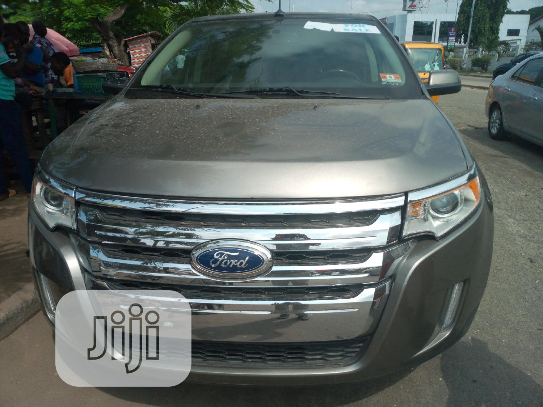 Ford Edge 2012 Brown