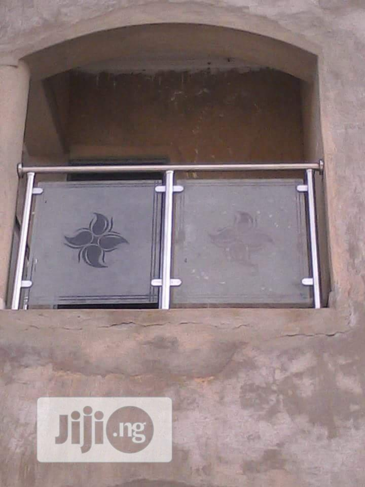 Installation and Supply of Quality Stainless Steel Railings | Building & Trades Services for sale in Alimosho, Lagos State, Nigeria