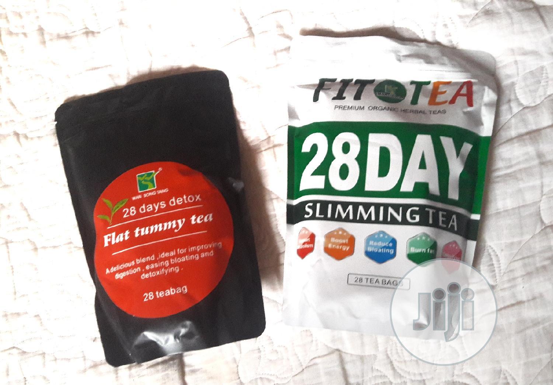 Archive: Tummy Tea, Slim Tea