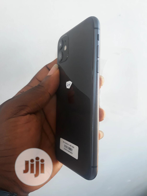 Apple iPhone 11 64 GB Black   Mobile Phones for sale in Ikeja, Lagos State, Nigeria