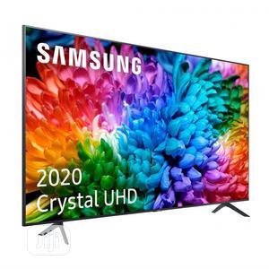 2020]Samsung 75-Inch Crystal UHD 4K TU8000 UHD Smart Wifi | TV & DVD Equipment for sale in Lagos State, Ojo