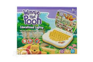 Winnie The Pooh Educational Laptop   Toys for sale in Lagos State, Amuwo-Odofin