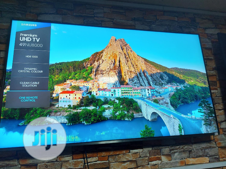 "Samsung 49"" Smart Premium UHD 4k Hdr Tv Model | TV & DVD Equipment for sale in Ojo, Lagos State, Nigeria"
