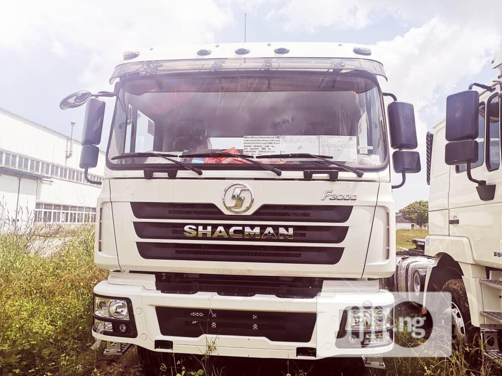 Shacman Tractor | Heavy Equipment for sale in Ikeja, Lagos State, Nigeria