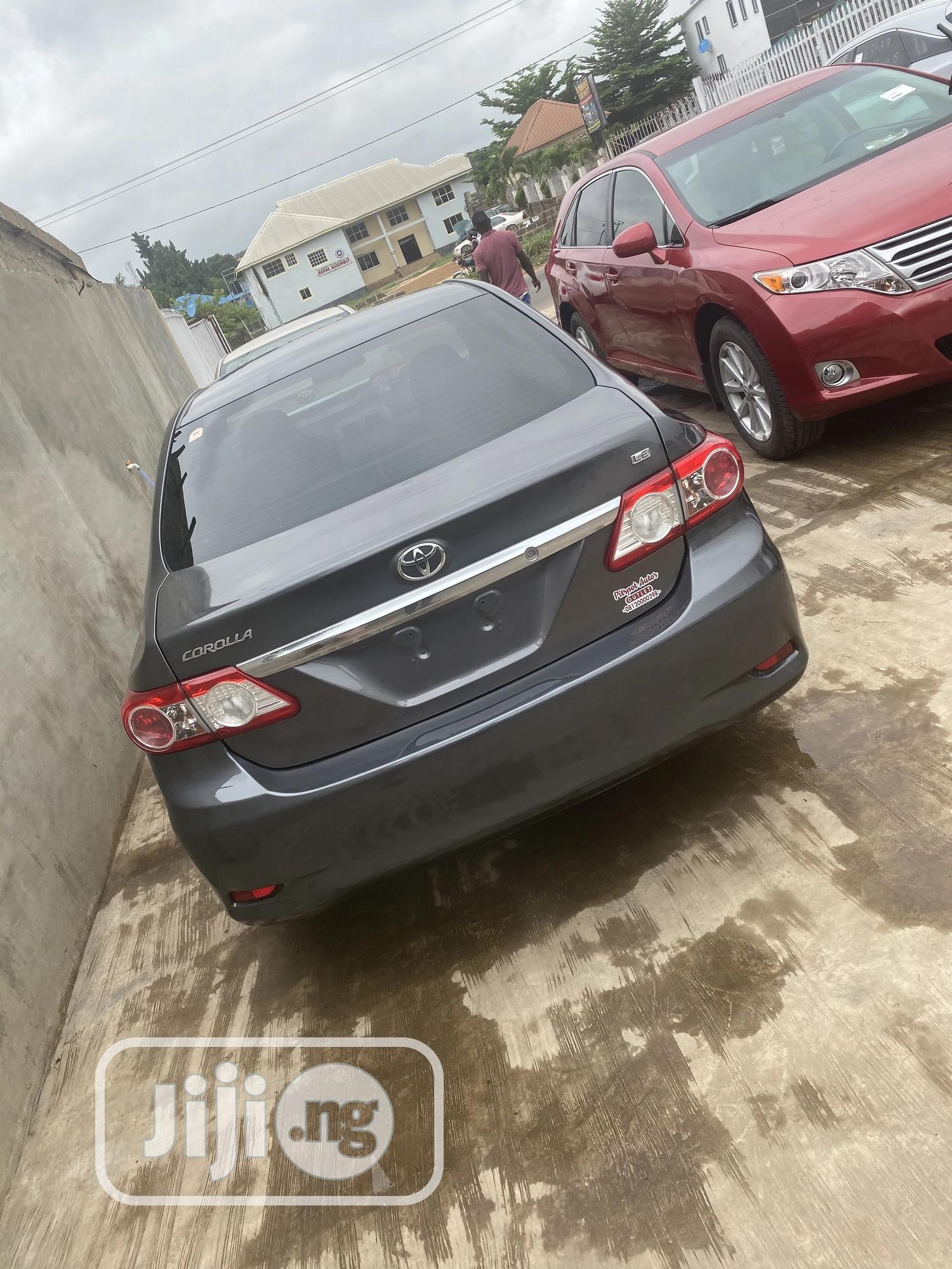 Toyota Corolla 2011 Gray | Cars for sale in Ibadan, Oyo State, Nigeria