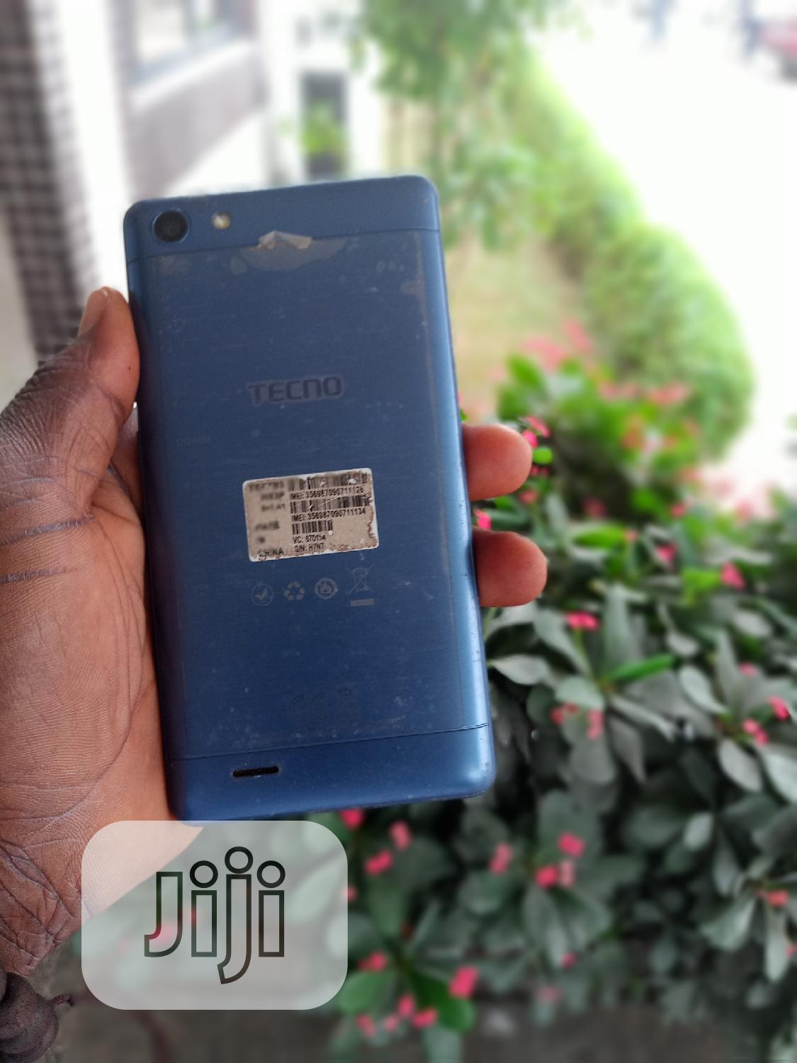 Archive: Tecno WX3 P 8 GB Blue