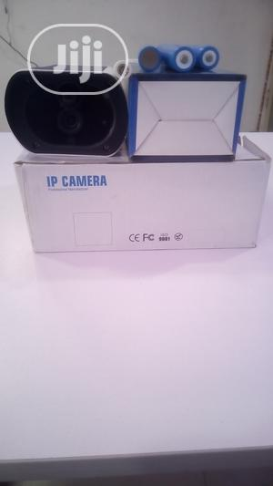 Solar Powered IP Camera Outdoor Waterproof CCTV Night Vision | Security & Surveillance for sale in Lagos State, Ikeja