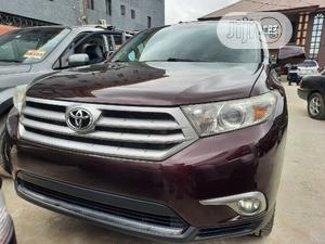 Toyota Highlander 2013 Limited 3.5l 4WD Brown   Cars for sale in Lagos State, Amuwo-Odofin