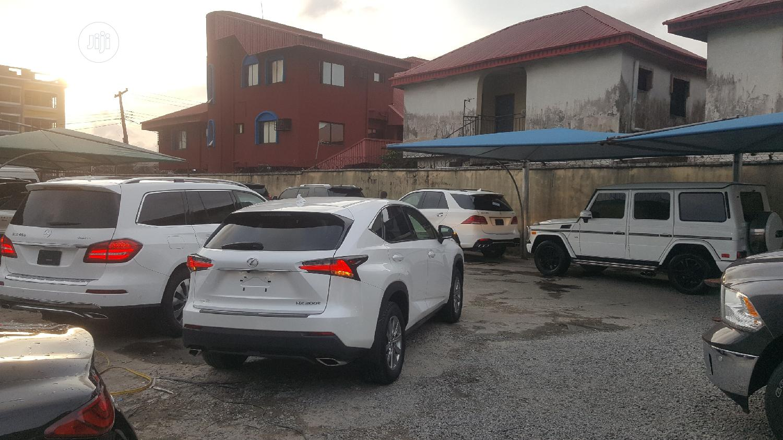 Lexus NX 2016 White | Cars for sale in Amuwo-Odofin, Lagos State, Nigeria