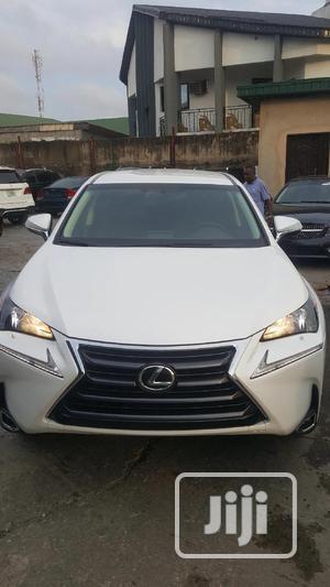 Lexus NX 2016 White | Cars for sale in Lagos State, Amuwo-Odofin