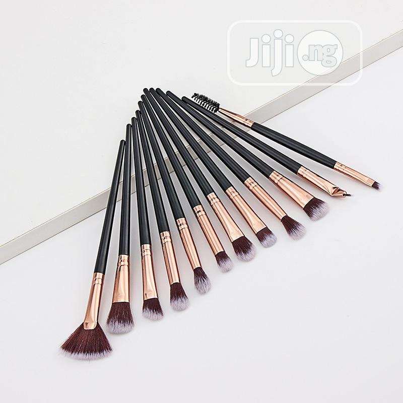 12pieces Brush Set