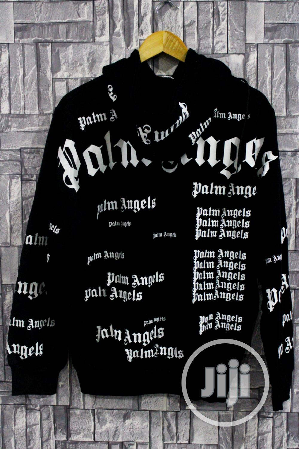 Palm Angels Hoody | Clothing for sale in Amuwo-Odofin, Lagos State, Nigeria