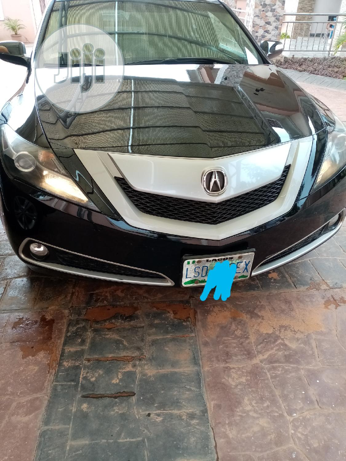 Archive Acura Zdx 2011 Black In Oshimili South Cars Kk Properties Jiji Ng