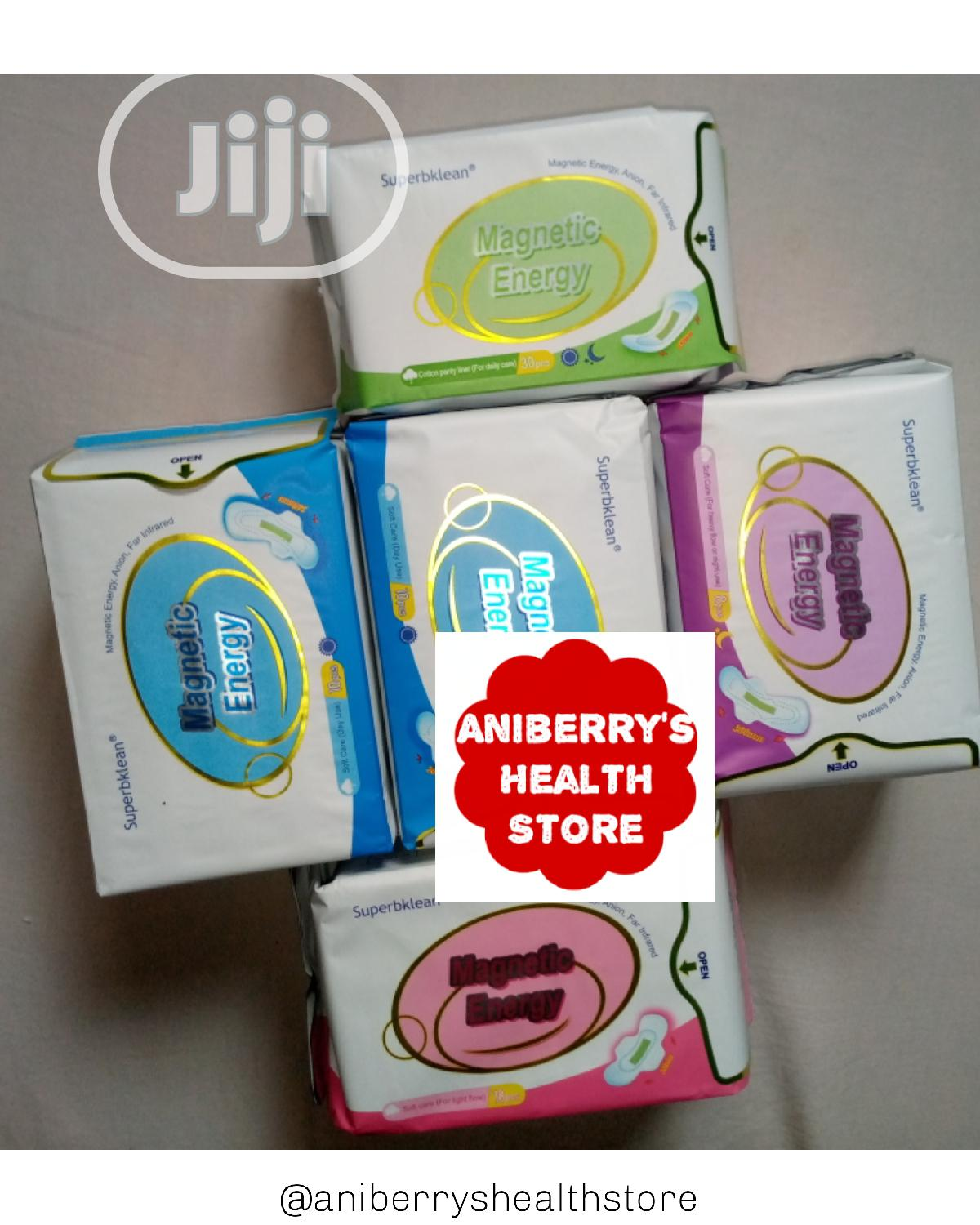 Archive: Longrich Sanitary Pads