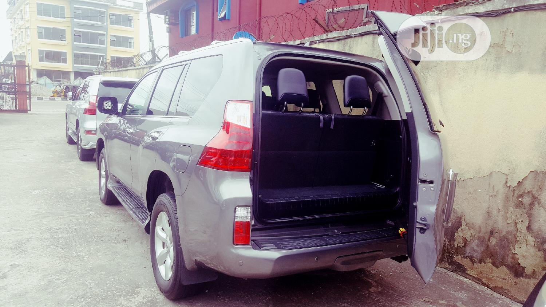 Lexus GX 2011 460 Premium Gray | Cars for sale in Amuwo-Odofin, Lagos State, Nigeria