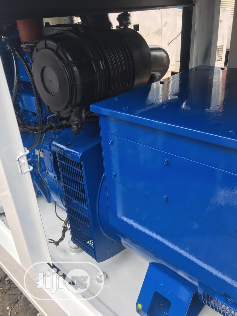 100kva Fg Wilson Soundproof Genset | Electrical Equipment for sale in Ikeja, Lagos State, Nigeria