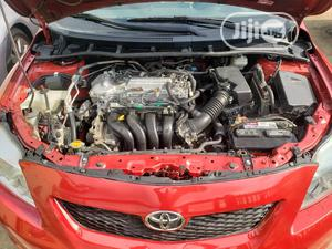 Toyota Corolla 2010 Red | Cars for sale in Lagos State, Egbe Idimu