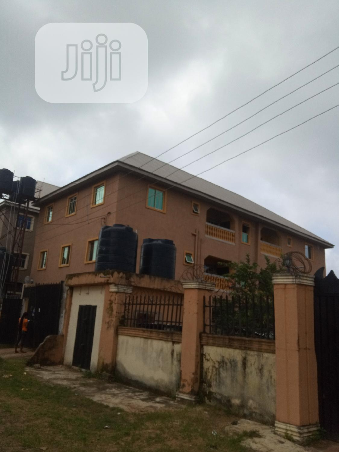 A Neat 3bedroom Flat For Rent In Umuahia