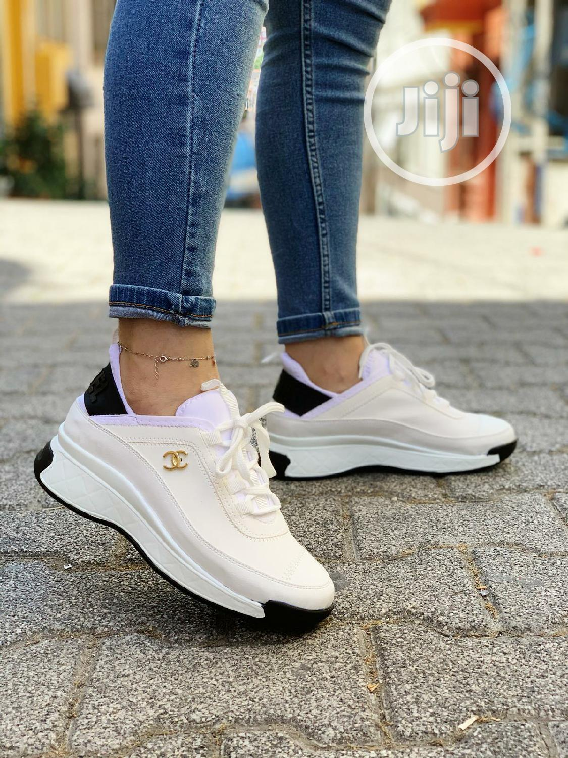 New Quality Chanel Female Sneakers in