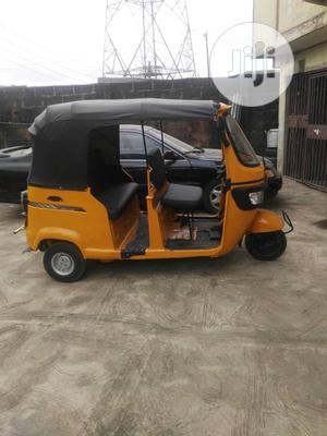 TVS Apache 180 RTR 2018 Yellow | Motorcycles & Scooters for sale in Lagos State, Ifako-Ijaiye