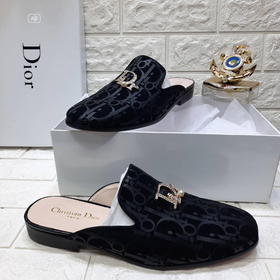 Italian Christian Dior Men'S Shoe in