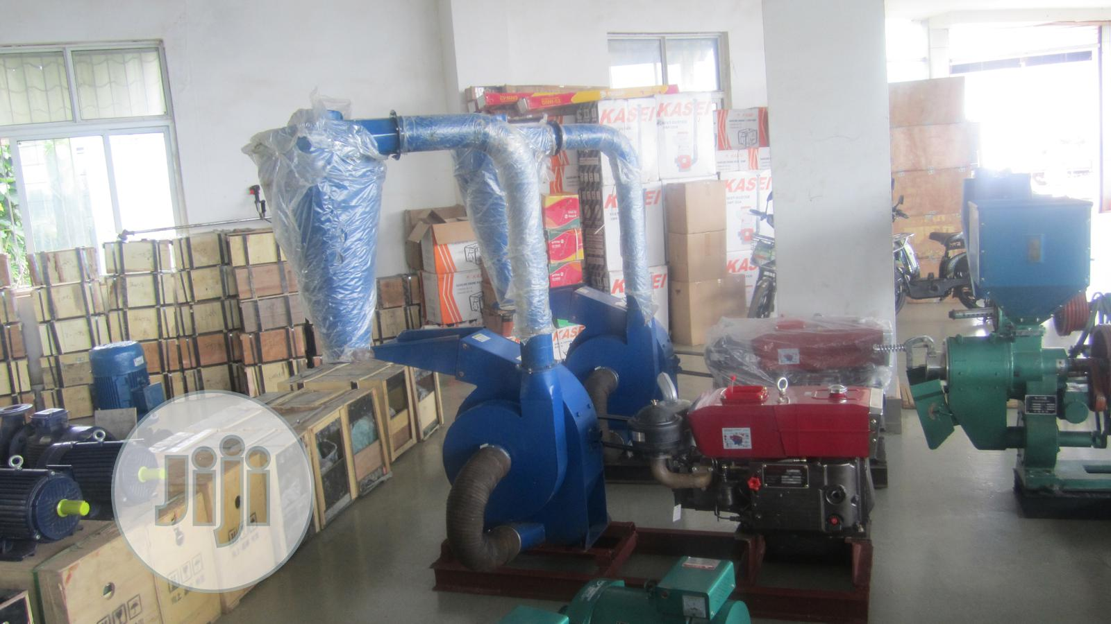 Sillage and Forage Chopper Machine | Farm Machinery & Equipment for sale in Kaduna, Kaduna State, Nigeria