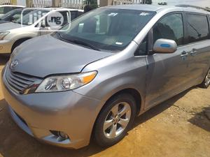 Toyota Sienna 2012 XLE 7 Passenger Gray | Cars for sale in Lagos State, Ikeja