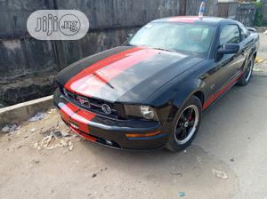 Ford Mustang 2006 GT Premium Coupe Black | Cars for sale in Lagos State, Oshodi