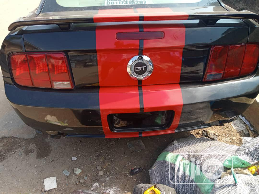 Ford Mustang 2006 GT Premium Coupe Black   Cars for sale in Oshodi, Lagos State, Nigeria