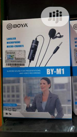 Boya M1 Lapel Mic | Audio & Music Equipment for sale in Lagos State, Lagos Island (Eko)
