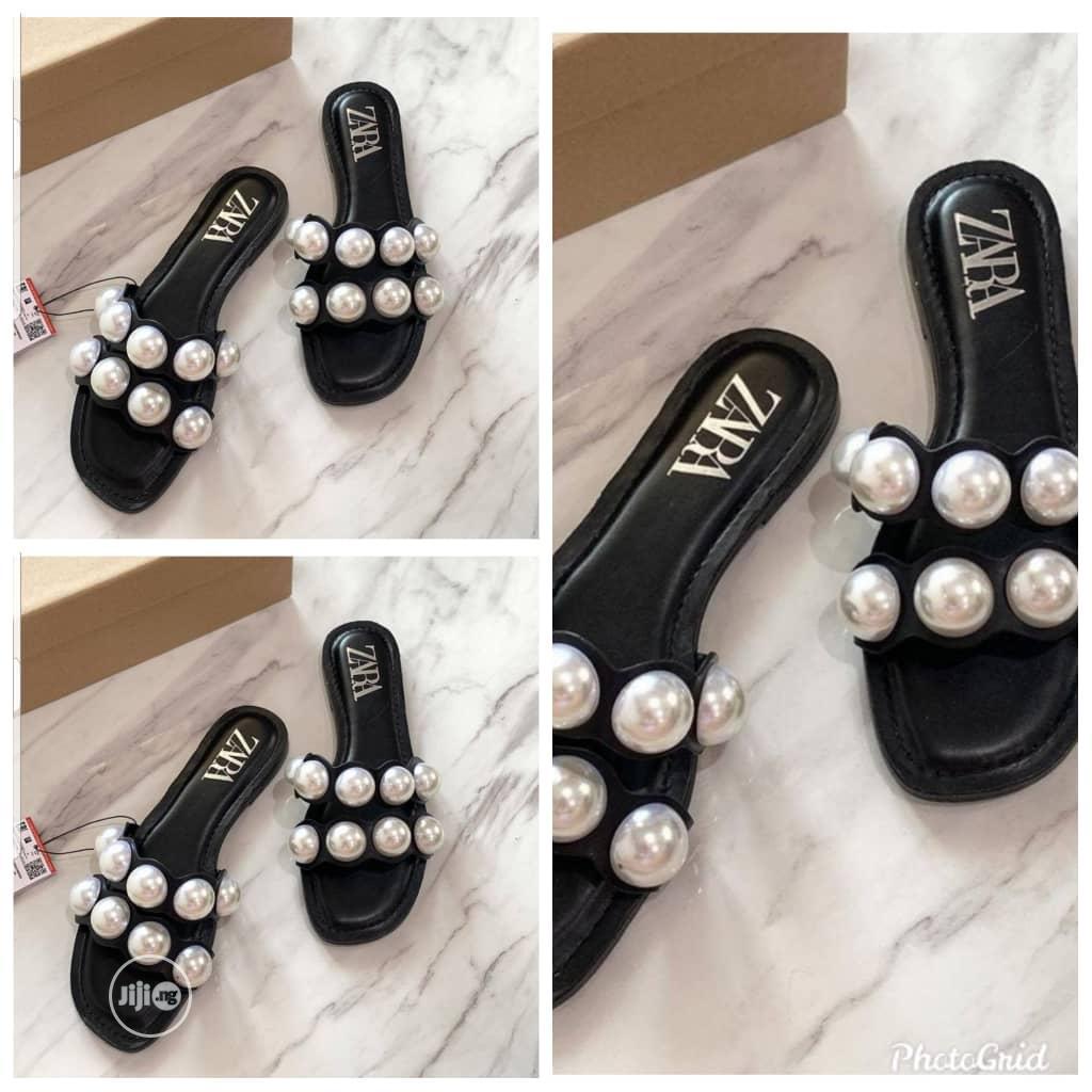 Zara Slippers   Shoes for sale in Ifako-Ijaiye, Lagos State, Nigeria