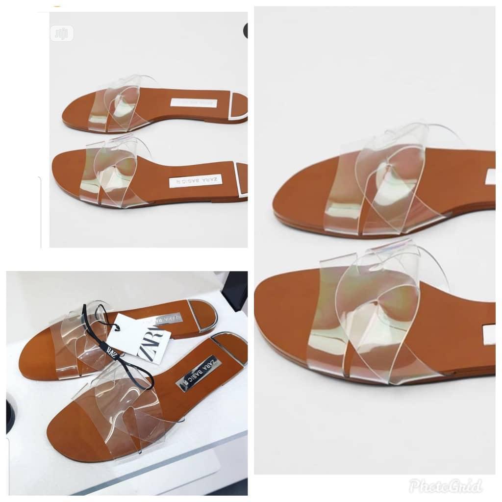 Zara Slippers | Shoes for sale in Egbe Idimu, Lagos State, Nigeria