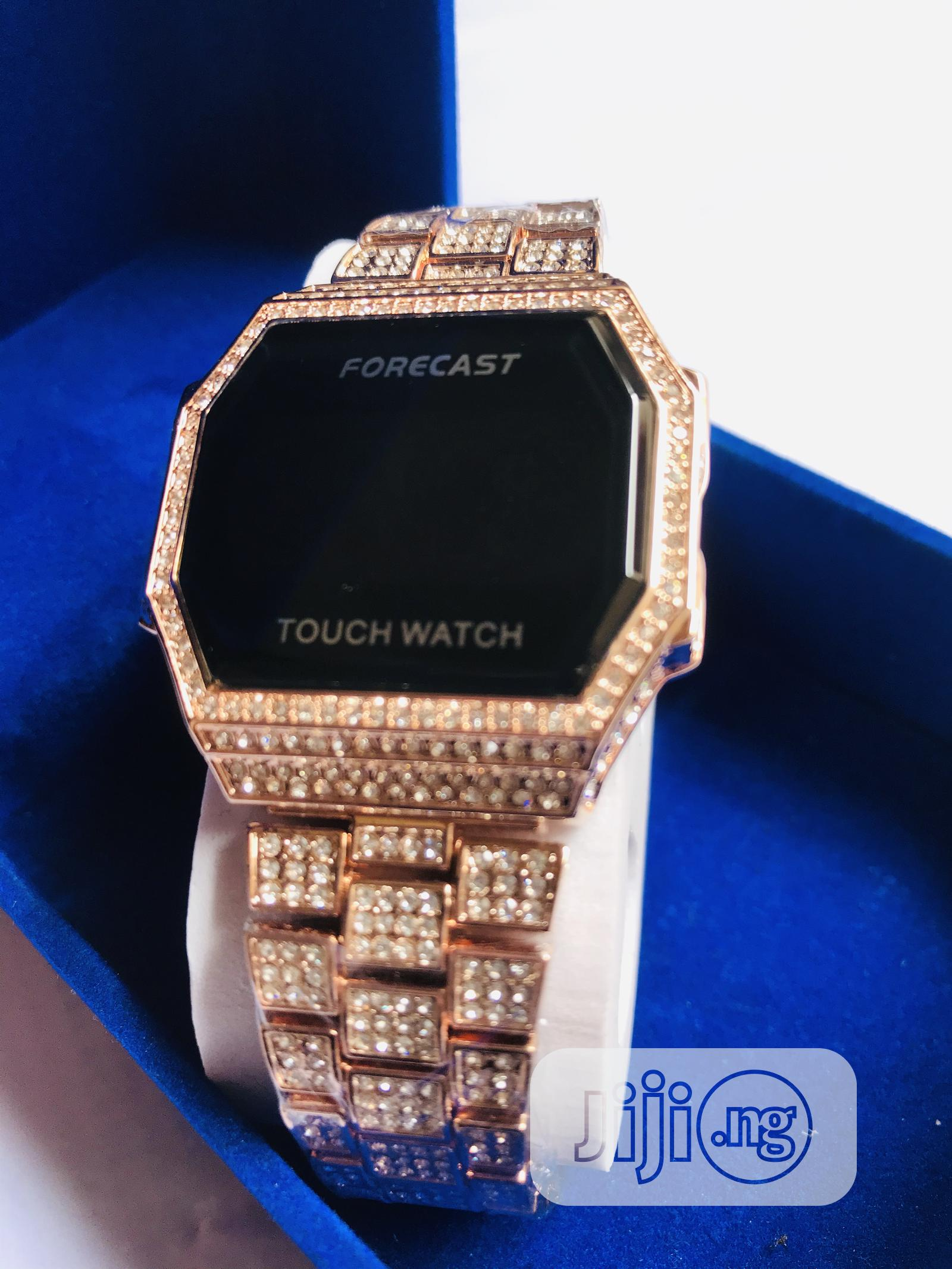 Forecast Watch, Touch Watch, Full Chain: 3 Years Guaranteed