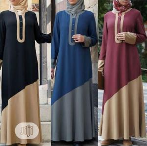 Beautiful Dubai Abaya Dress   Clothing for sale in Lagos State, Alimosho