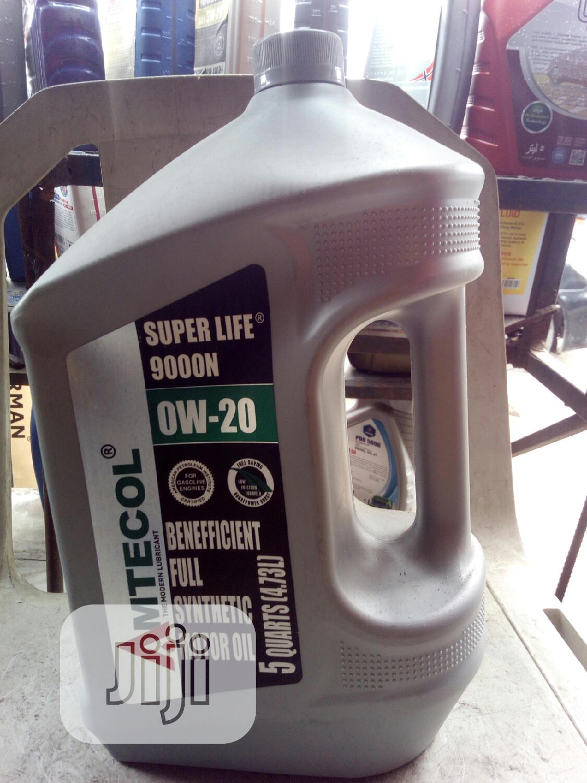 Amtecol Motor Oil