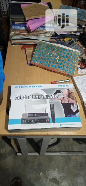 Sennheiser Wireless Microphone Ew-3000x | Audio & Music Equipment for sale in Lagos State, Ojo