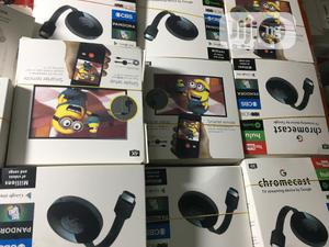 Chrome Cast Tv Streaming | Accessories & Supplies for Electronics for sale in Lagos State, Ikeja