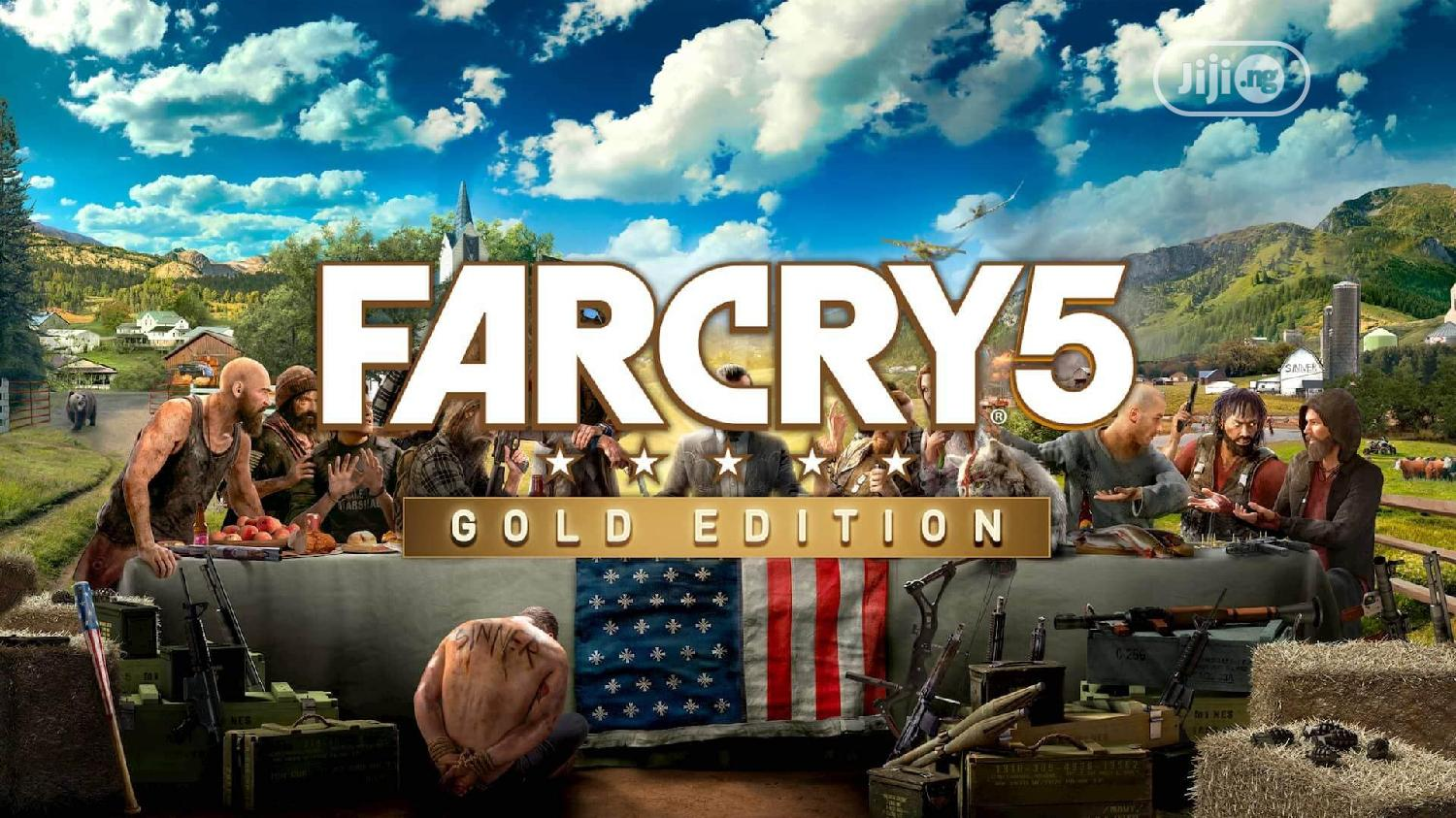 Far Cry 5 And New Dawn In Aba South Video Games Prince Dennis Jiji Ng For Sale In Aba South Buy Video Games From Prince Dennis On Jiji Ng