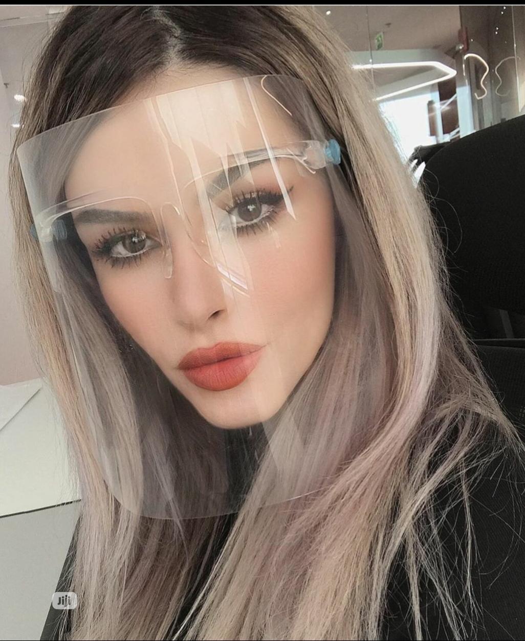 Archive: Glasses Face Shield