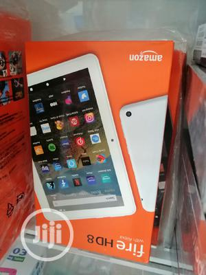 New Amazon Fire HD 8 32 GB White | Tablets for sale in Lagos State, Ikeja